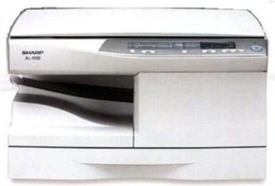 Sharp AL 1000  PRINTER