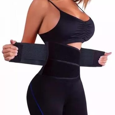 Mmabon Shredder Hot Power shaper Belt