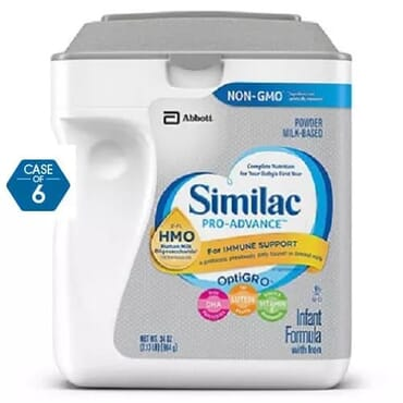 Similac Pro-advance Infant Formula - 34 Oz X 6 Units