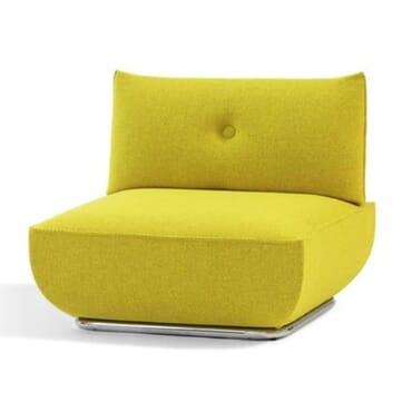 Single Relaxation Fabric Sofa