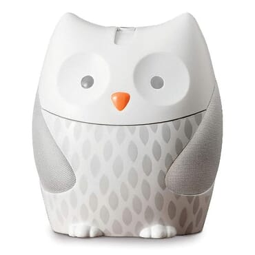 Skip Hop Moonlight & Melodies Nightlight Soother Owl