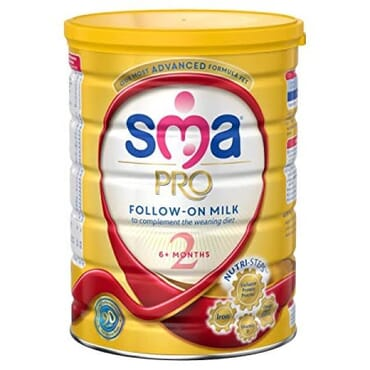 Sma Pro Stage 2 Follow-On Milk - 2 Packs