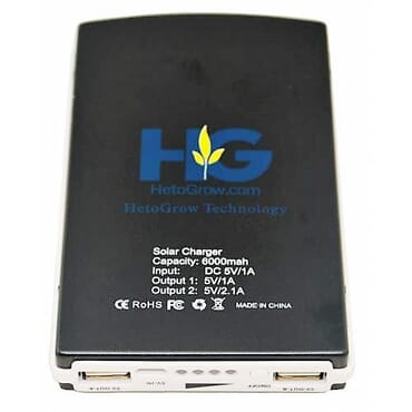 Hetogrow Solar Power Bank