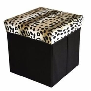 Square Foldable Storage Box