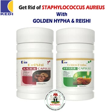 Total And Complete Cure For Staphylococcus Aureus
