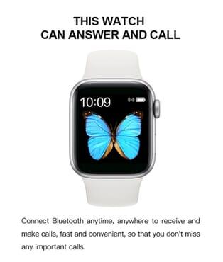 T500 Smartwatch 2020 Series 5