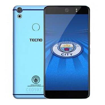 Tecno Camon CX - Manchester City Limited Edition