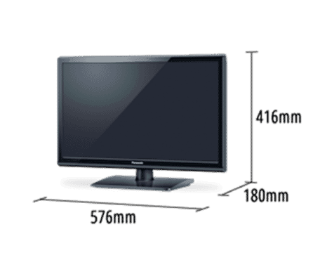 PANASONIC LED TV VIERA® TH-L24C311M