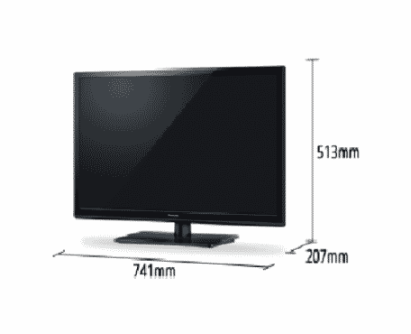PANASONIC LED TV VIERA® TH-L32C311