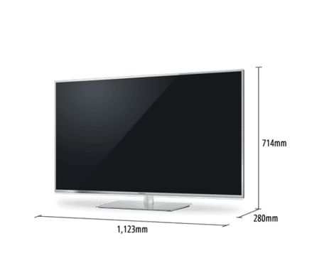 PANASONIC LED TV VIERA® TH-L50ET60