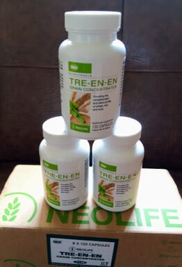 TRE-EN-EN GRAIN CONCENTRATES SUPPLEMENT