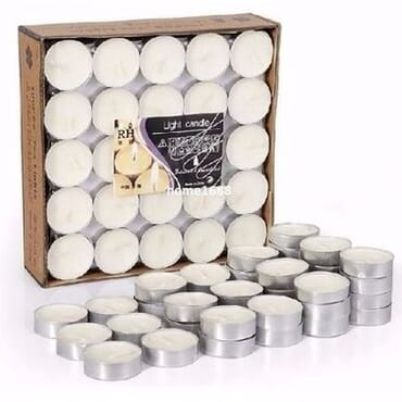 Tealight Candles-Set of 50