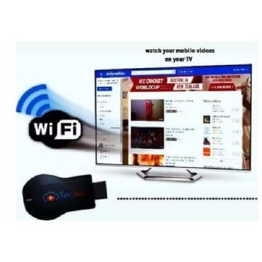 TECJAC Mobile to TV Receiver
