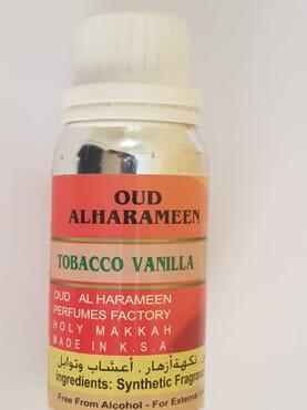 Oud Alharameen Tobacco Vanilla Perfume Oil - 100ml
