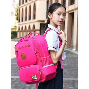 Top Quality Children School Backpack School Bag For Boys/Girls Waterproof Backpack