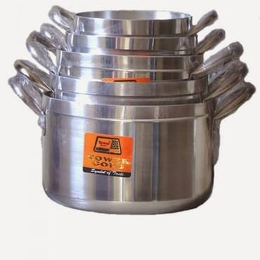 Tower Gold Original 5 Set Tower Cooking Pot