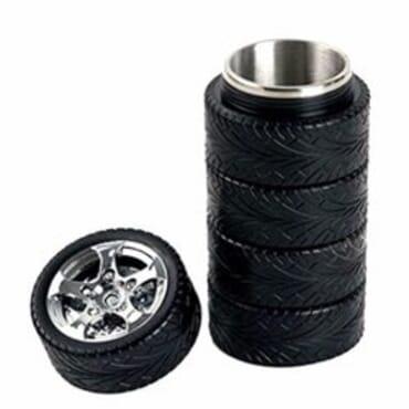 Tyre Design Mug