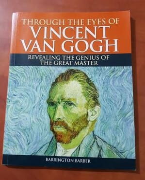 Through the eyes of Vincent Van Gogh.
