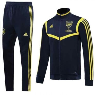 ARSENAL TRACKSUIT NAVY BLUE