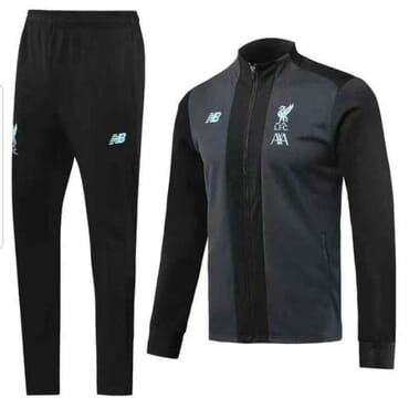 LIVERPOOL TRACKSUIT BLACK