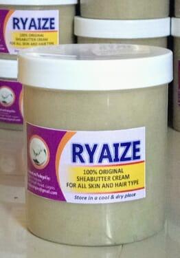 Ryaize Shea-butter cream