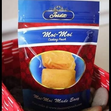 Reusable moi-moi cooking pouch - Pack of 12 pieces