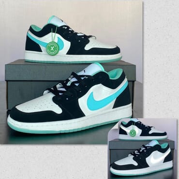 Air Jordan 1 Low series