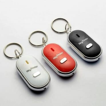 Whistle Key Finder Locator