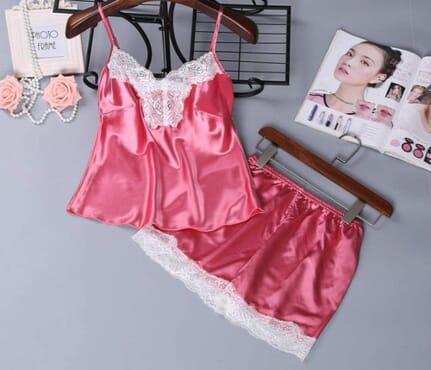 Women's Silk Lingerie Sets