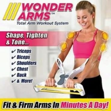 Wonder Arms.