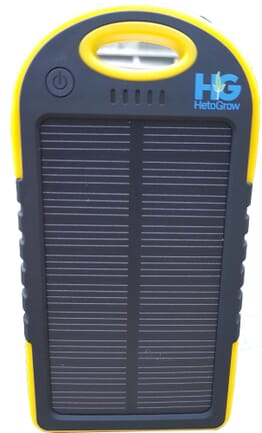 Hetogrow Solar Power Bank (4000 mAh)