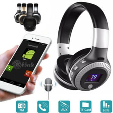 Zealot B19 Wireless Bluetooth Headphone