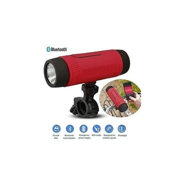 Zealot S1 Portable Wireless Bluetooth Flashlight Speaker