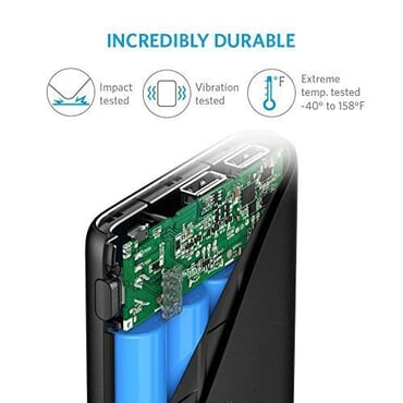 Anker PowerCore 10400 Compact 10400mAh Power Bank
