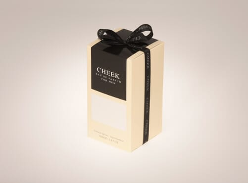 Cheek Eau de Parfum for Men 100ml
