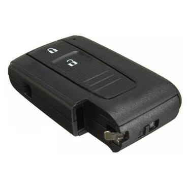 Toyota Corolla Verso Prius 2 Button Smart Remote Key Case