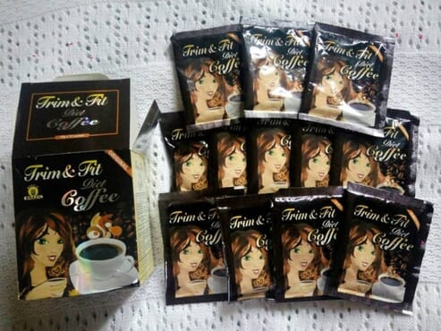 Trim & Fit Diet Coffee