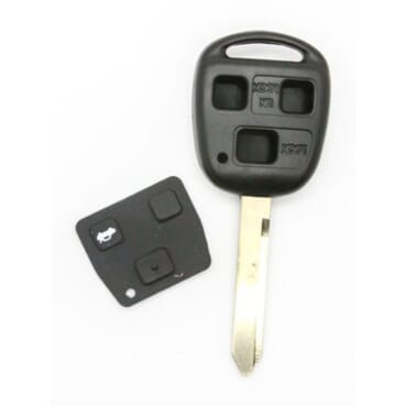 Toyota Avensis Replacement Shell and Buttons