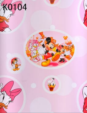 CHILDRENS WALLPAPER K0104 (7.0m2)