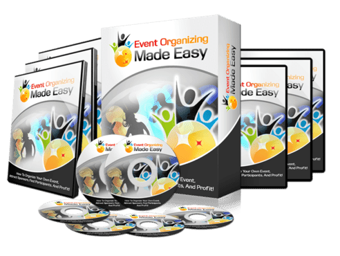 Event Organizing Made Easy (Video course)