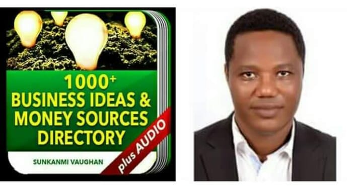 1000+ Practical Business Ideas and Directory of Money Sources (e-book)