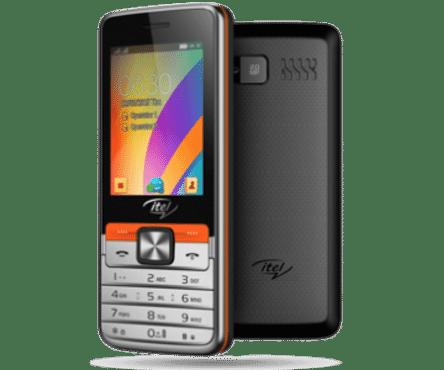 Itel 5610 Dual SIM White