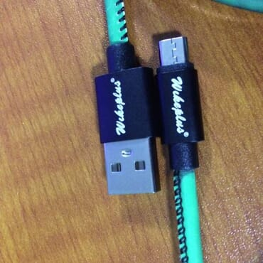 PU2 MicroUSB , Android cable by Wikeplus
