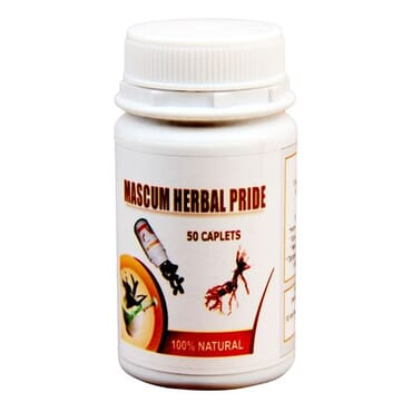 Mascum Herbal Pride - 50 Caplets