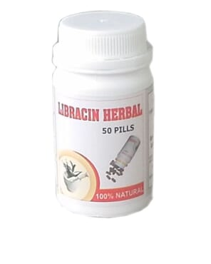 Libracin Herbal Pill - 50 Caplets