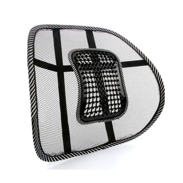 Car Seat And Office Chair Mesh Lumbar Back Support
