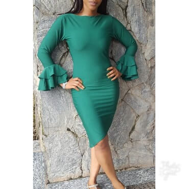 Nef Kayla dress