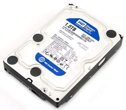 Desktop Internal Hard Drive 1Tb