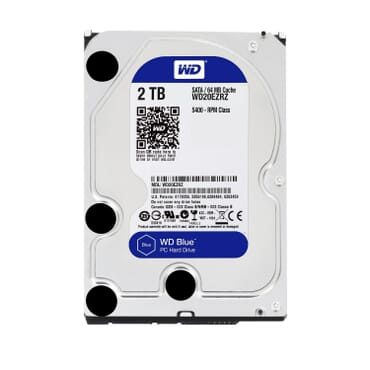 Desktop Internal Hard Drive 2Tb