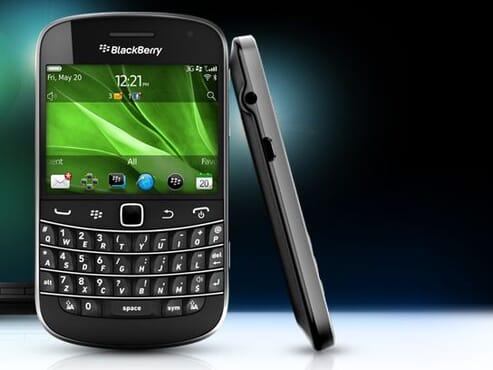 Blackberry Bold 5 (9930) 3G Black
